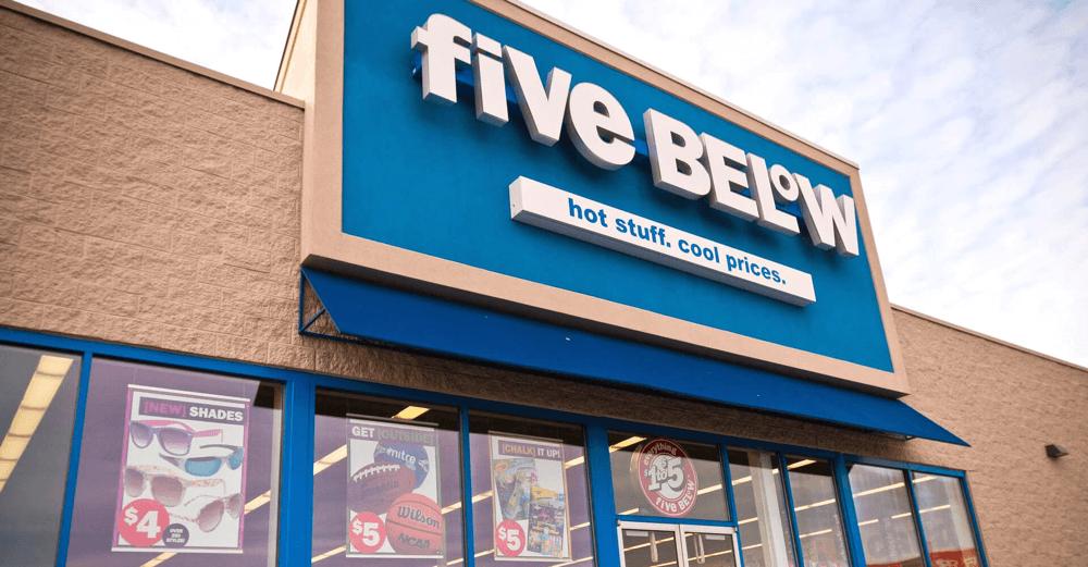 Five-Below-Shyft-App